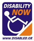 Logo Disability NOW